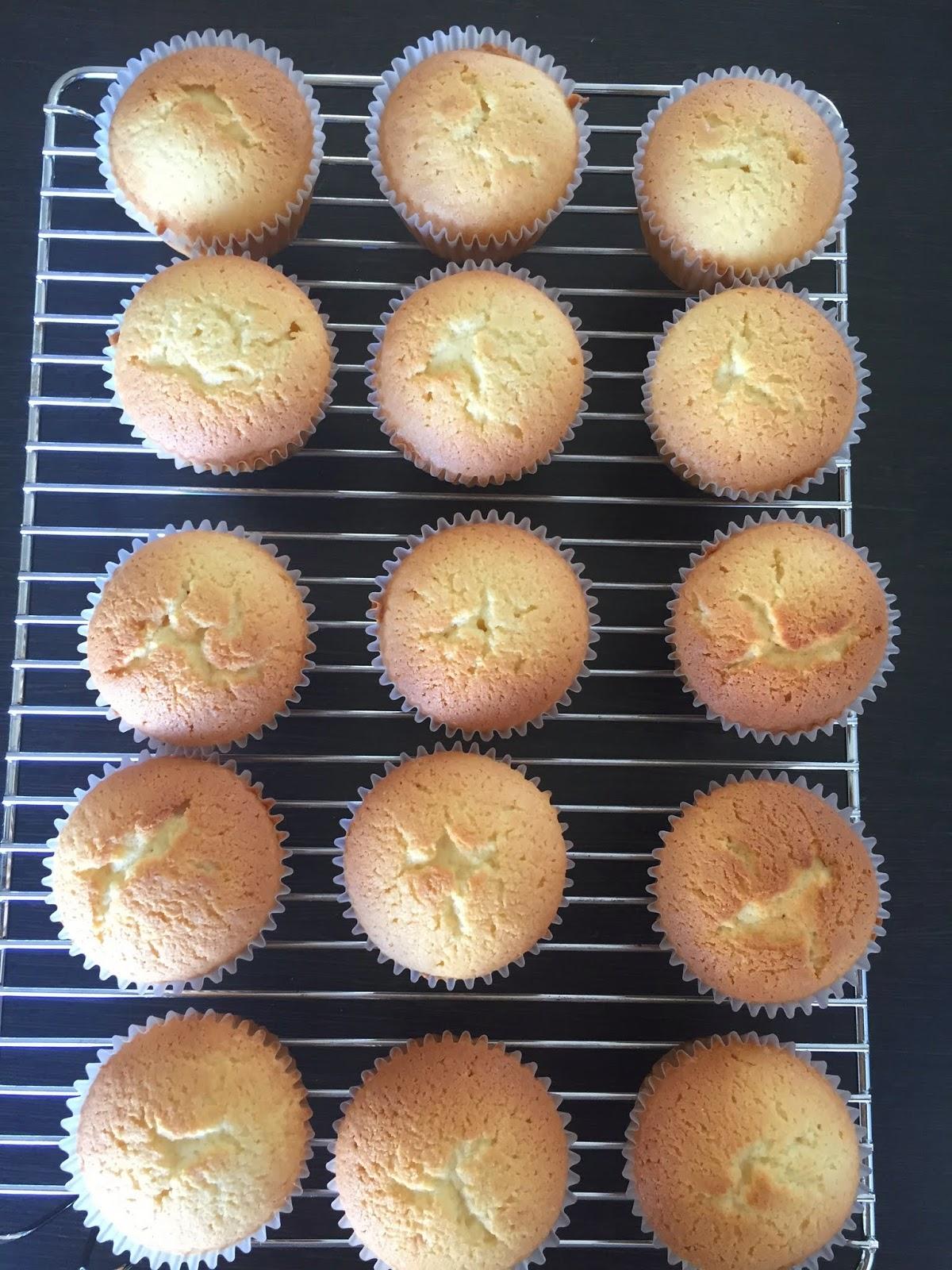 Cassie Cakes Lemon Meringue Cupcakes cupcakes fresh baked