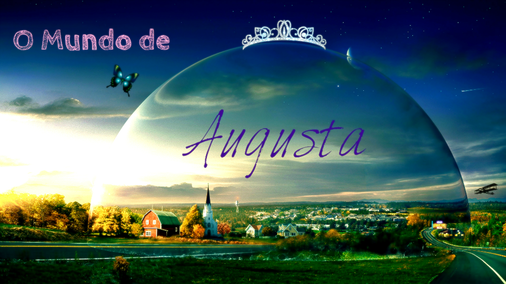 O mundo de Augusta