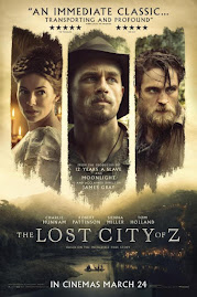 MINI-MOVIE REVIEWS: The Lost City of Z