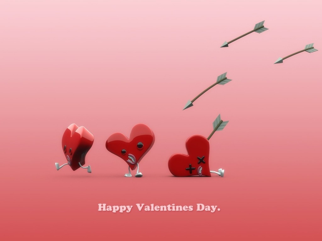 Valentines Day Greetings E Card Wallpapers Bollywood Life
