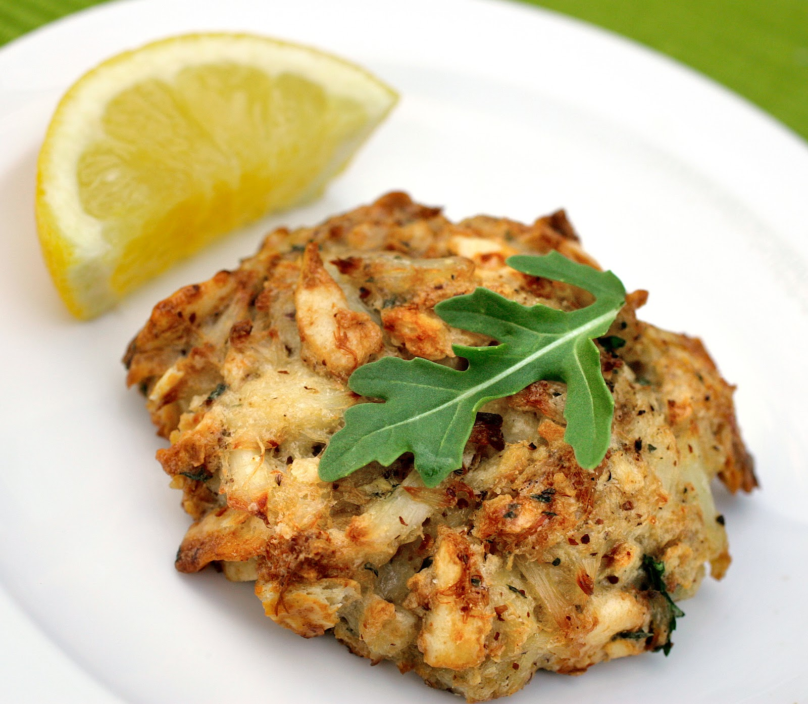 Bake It and Make It with Beth: Maryland Lump Crab Cakes with a Lemon ...