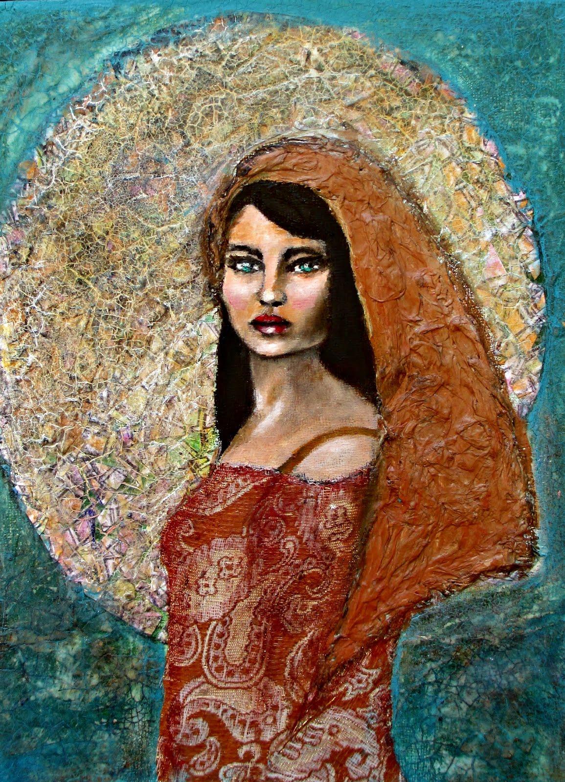 Healing Woman: GYPSY MOON