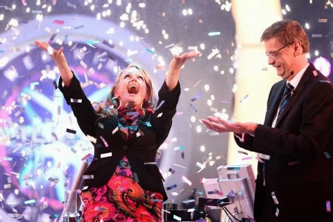 3. Promi-Millionär - Barbara Schöneberger - 30.05.2011 - 22. Promi - Special