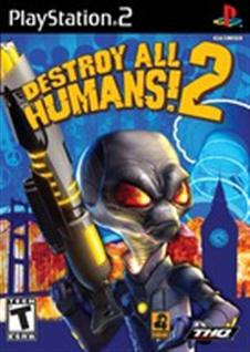 Super Compactado Destroy All Humans 2 PS2