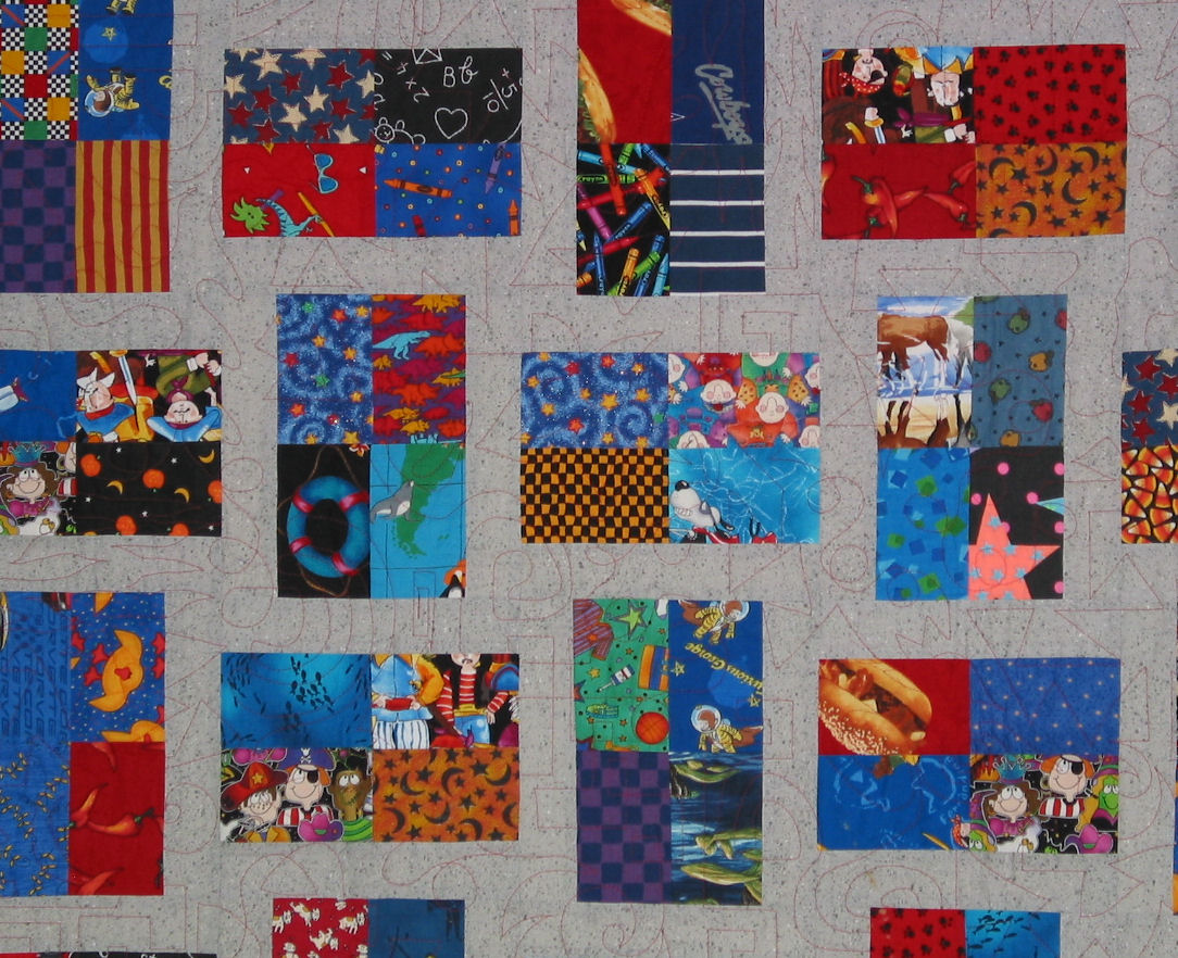 Quilt Guild Demo Ideas : Block Lotto: Some Setting Ideas from the Austin Quilt Guild