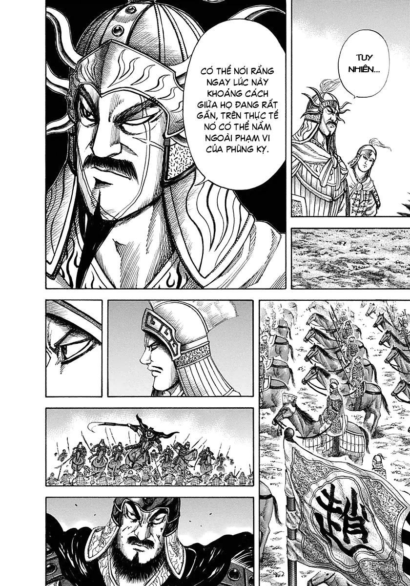 Kingdom - Vương Giả Thiên Hạ Chapter 125 page 17 - IZTruyenTranh.com
