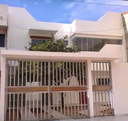 Fachadas de casas modernas fachadas de casas modernas en for Casas minimalistas la paz bolivia