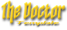 The Doctor Template