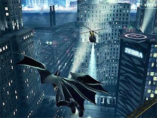 Batman - O Cavaleiro das trevas ressurge - Game 3D