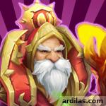 Warlock - Pahlawan Legenda - Konflik Kastil
