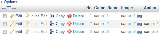 copy only selected values from one column to another in Mysql at phponwebsites