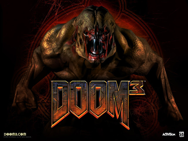 Doom 3 BFG Edition Wallpaper + games