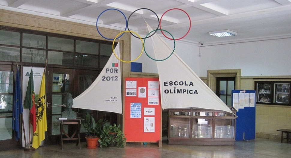 Nuno Gonçalves, Escola Olímpica!
