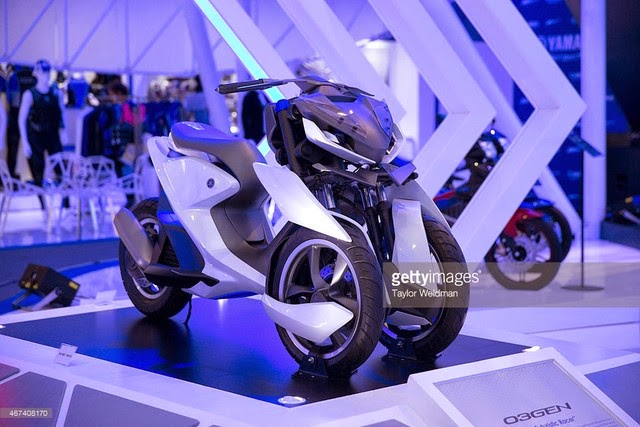 Ảnh Yamaha Concept 03GEN-f