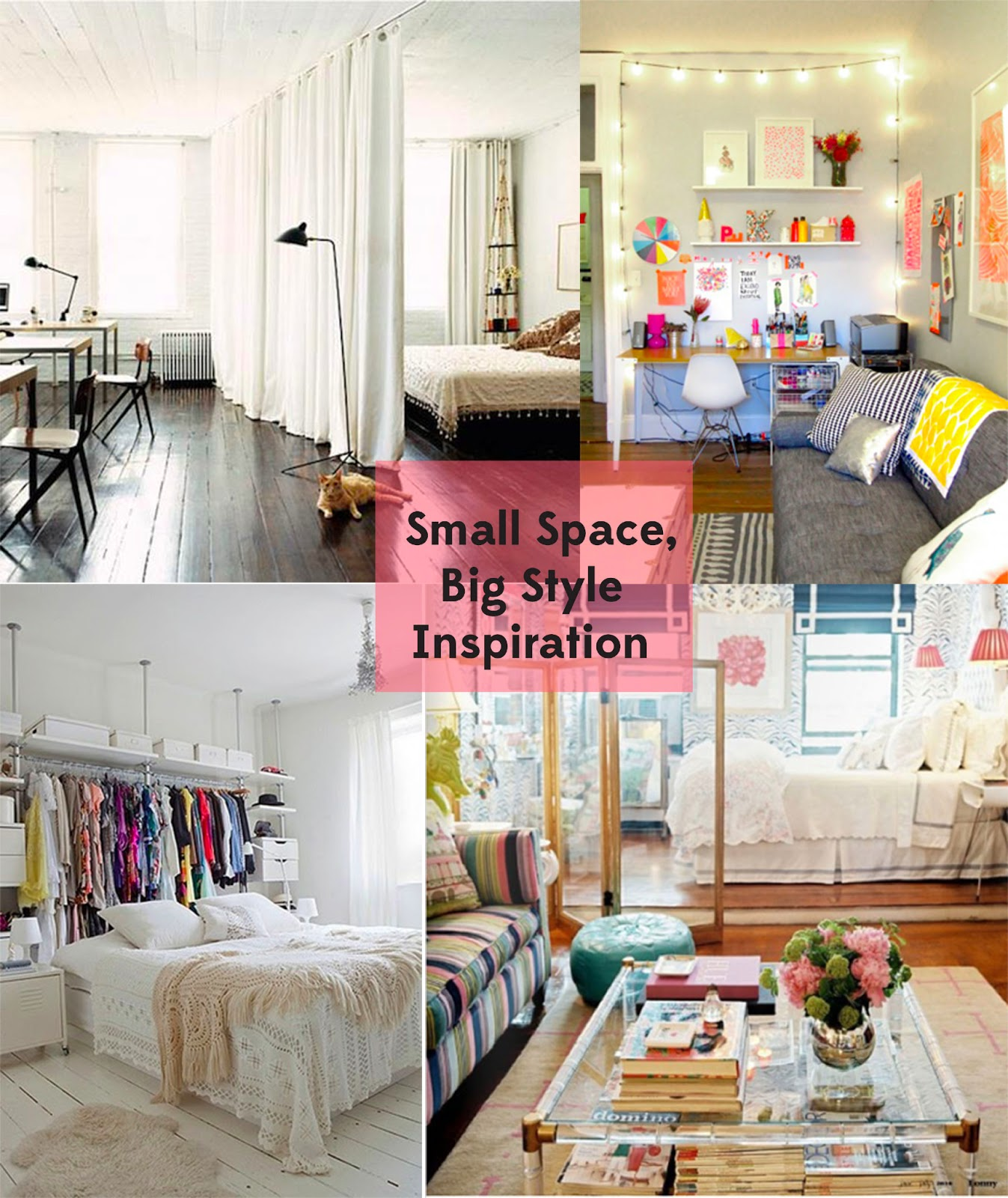 Small Spaces Big Style