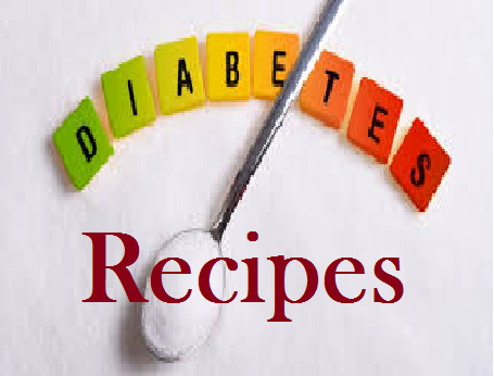 Diabetes-friendly recipes