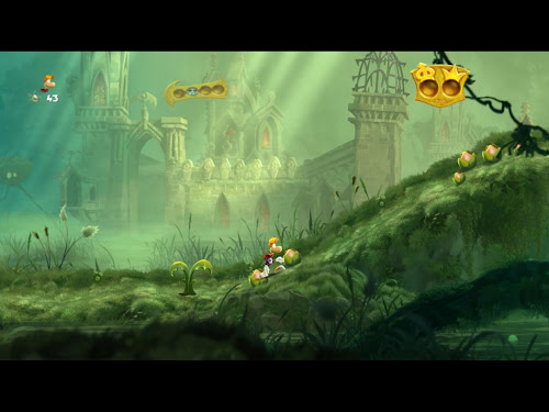 Rayman Legends - 2013 Screenshots