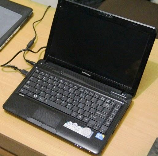 harga laptop bekas toshiba l630