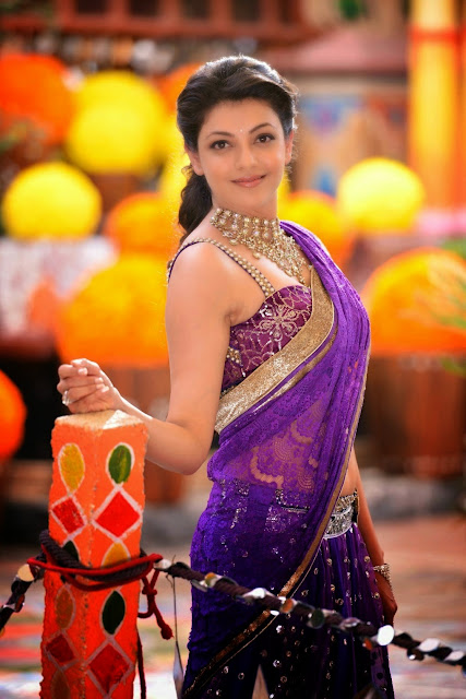 Kajal Agarwal Photos From Ram Leela Tamil