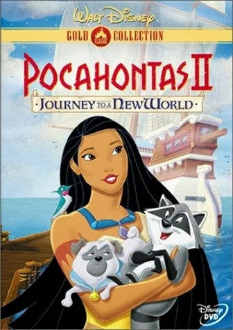 Watch pocahontas 2 journey to a new world 1998 online for free full