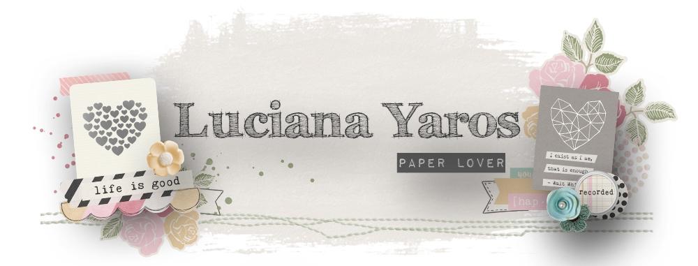 Luciana Yaros Scrapbooking
