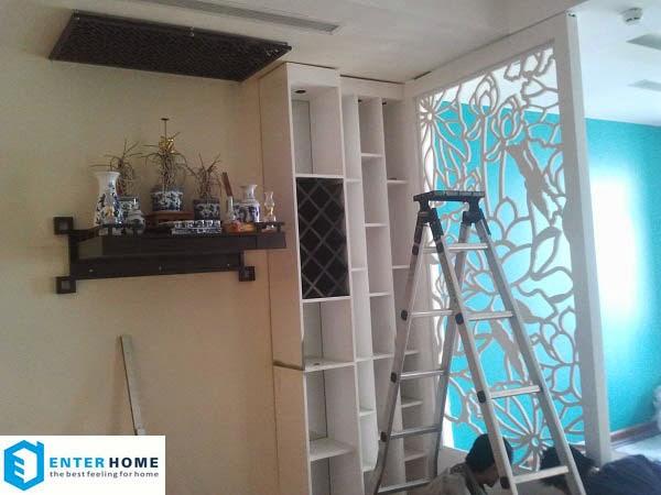 Thiết kế thi công nọi thất nhà anh Thắng P2405 - R5 - Royall City ảnh 15