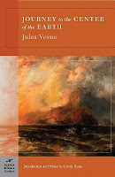 Cover of Journey to the Center of the Earth by Jules Verne