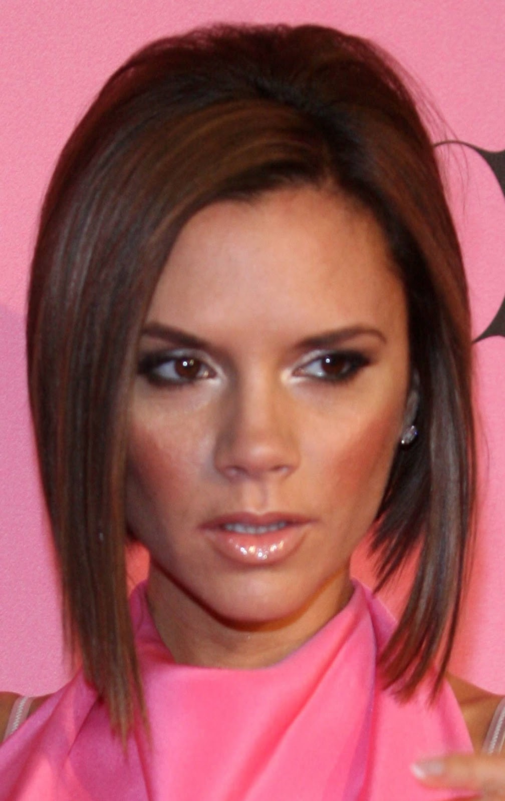 Hairstyles For Celebrity Celebrity Hairstyles Victoria Beckham