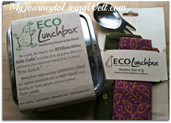 ECOlunchbox set