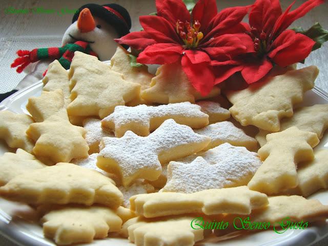 biscottini vaniglia e limone