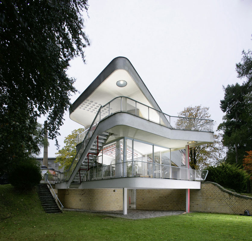 Casa schminke arquiscopio archivio for Casa moderna kw