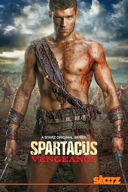 Watch Spartacus: Vengeance (2012)