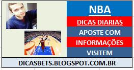 DICASBETS- APOSTE COM INFORMAÇÕES NA 'NBA' NLF'