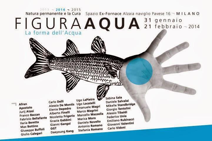Dal 31 gennaio al 21 febbraio: mostra Figura Aqua - La Forma dell'Acqua presso Spazio Ex Fornace