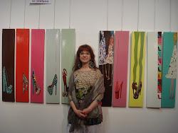 Exposición San Telmo - Galería Mercedes Giachetti