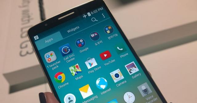 Những tính năng bảo mật quý giá trên LG G3