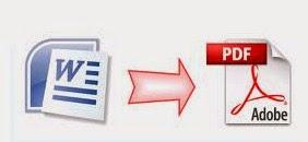 Cara Mengubah File Doc Atau Word Ke File PDF