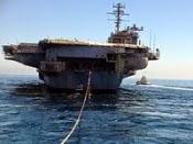 http://www.mundomaritimo.cl/noticias/casco-del-ex-portaviones-estadounidense-constellation-recalara-en-valparaiso