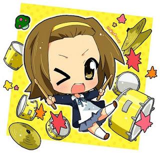 K On Ritsu Rosa Go Blog : Chibi K-On part 1