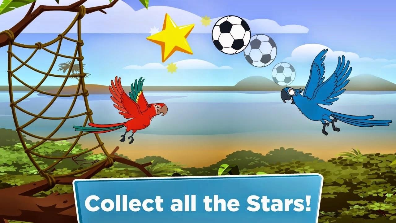 RIO 2 Sky Soccer! v1.2.2