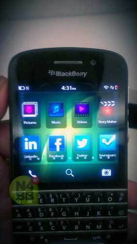 BlackBerry N-Series