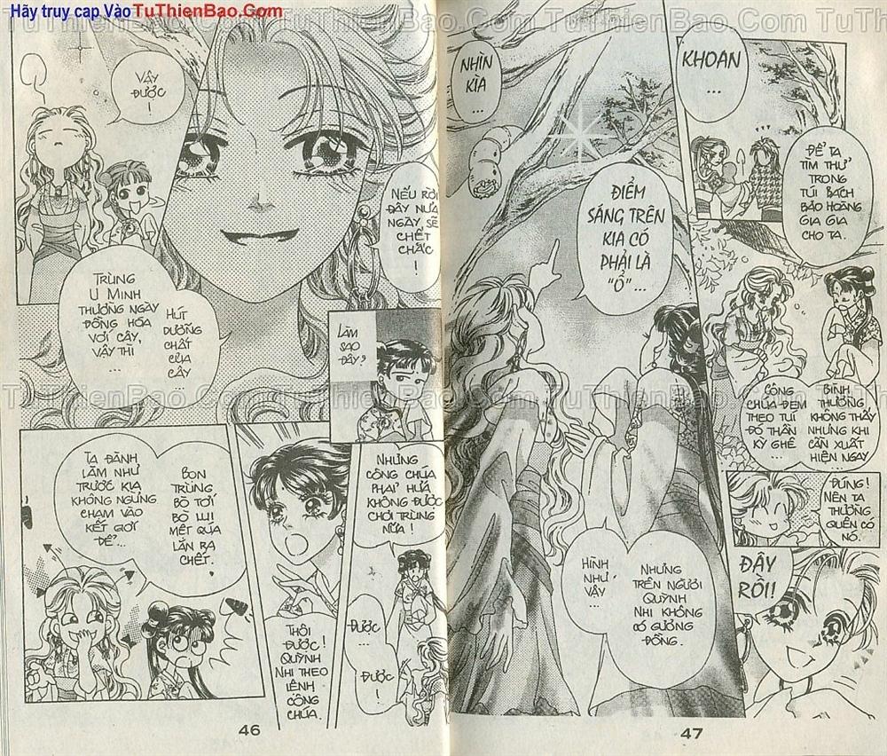 Công Chúa Nam Yên Chapter 11 - Trang 22