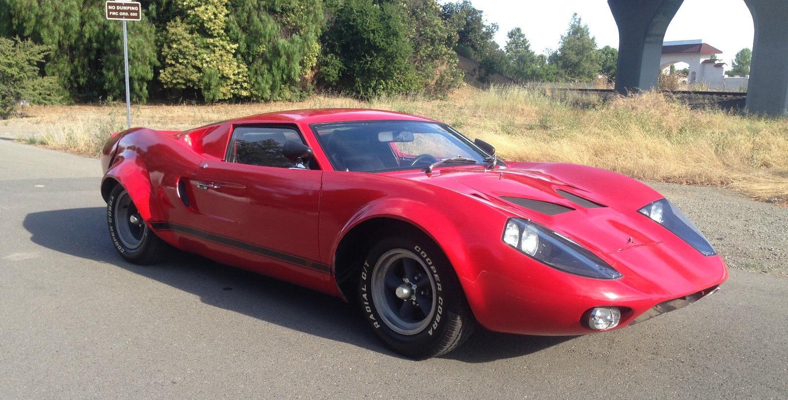 Daily Turismo: GTFourvair: 1972 Fiberfab Avenger GT-15