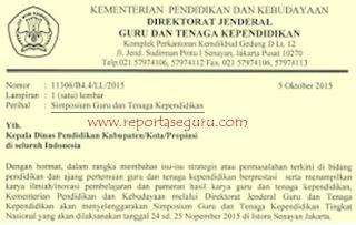 Tata Cara Ikut Lomba Karya Tulis Simposium Guru Tingkat Nasional Tahun 2015