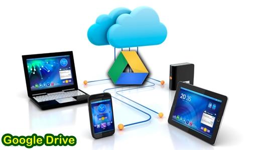 Espaço grátis para armazenar arquivos nas nuvens.