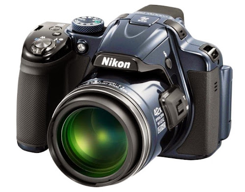 Nikon Coolpix P530. Digitalizer