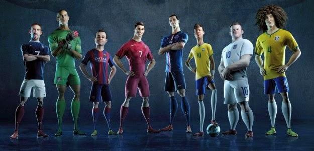 Los fans creen que Pepsi o Nike patrocinan el Mundial de Brasil