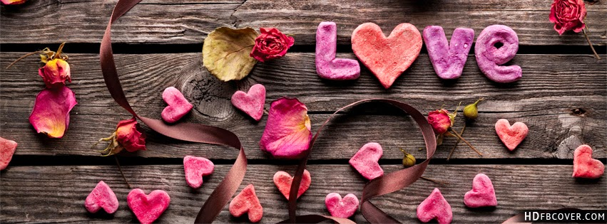 Love Wallpaper For Fb cover Page : 5 capas de Facebook de amor - Imagens de Amor