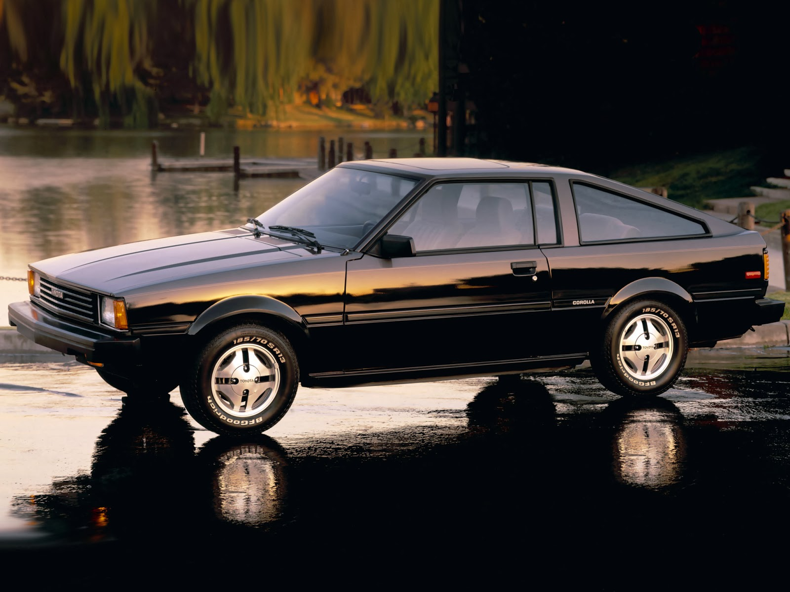 Looking at vintage toyota models never gets old it s amazing to look back and remember the rich incredible history of this iconic automobile company