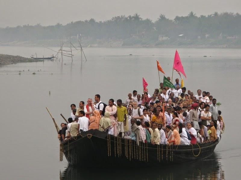 Mayapur - Gaura Mandala